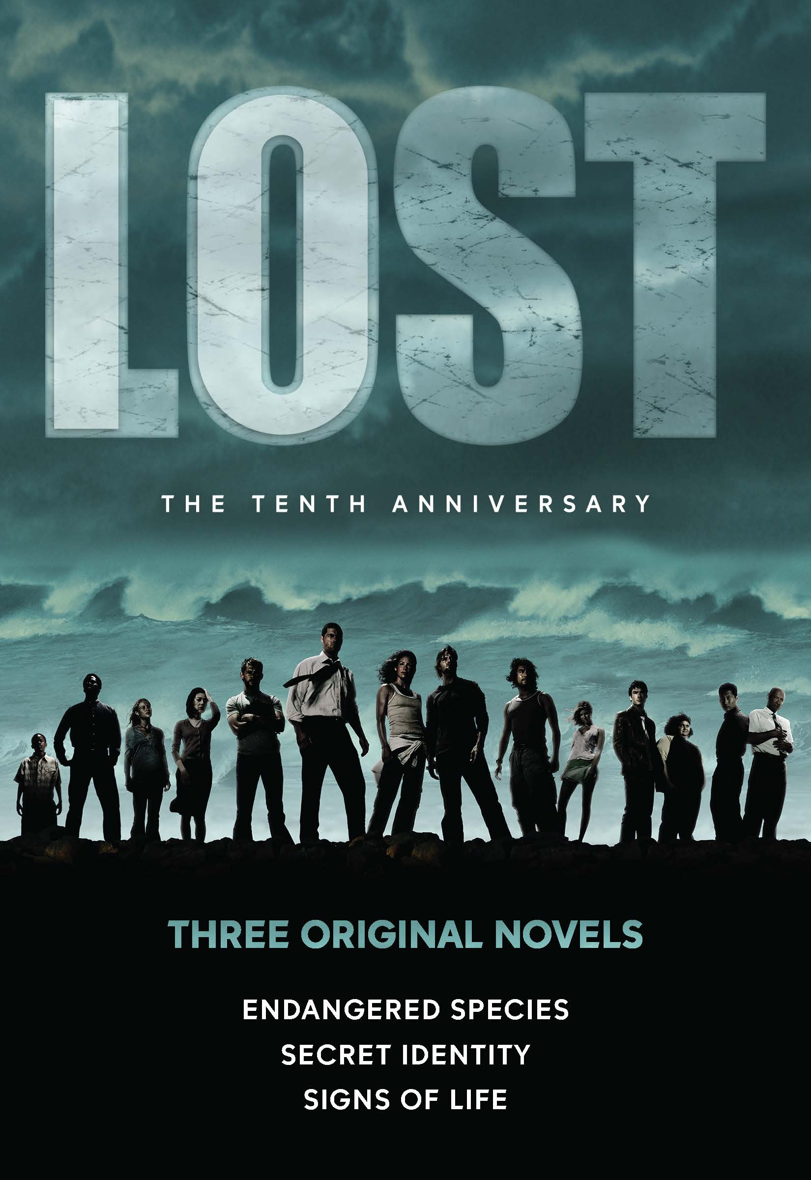 Lost:  The Novels