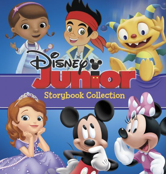 Disney Junior Storybook Collection Special Edition