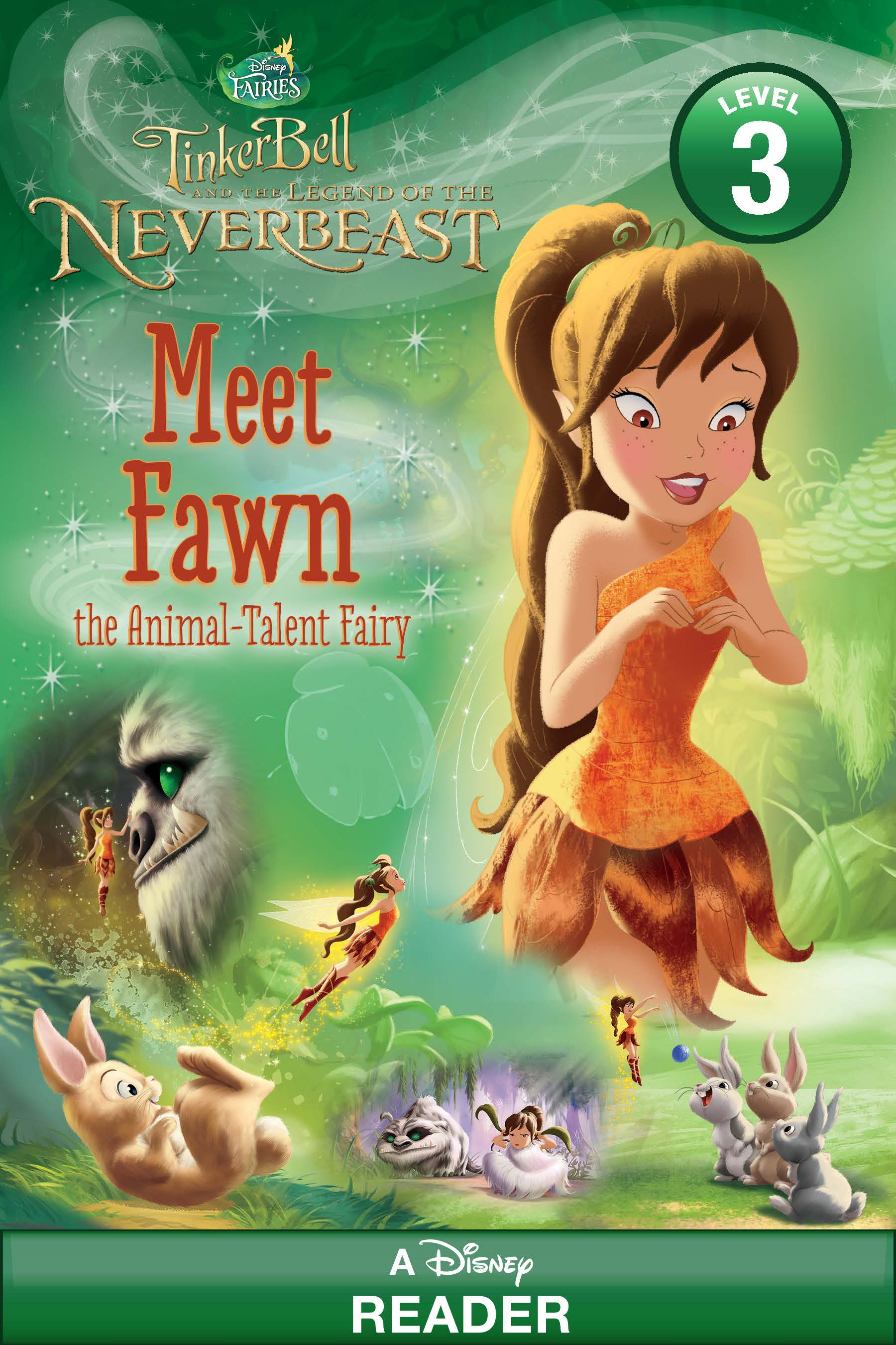 Tinker Bell and the Legend of the NeverBeast: Meet Fawn