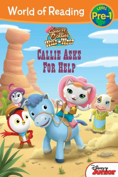 World of Reading: Callie Asks For Help