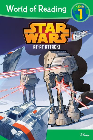 World of Reading: AT-AT Attack!