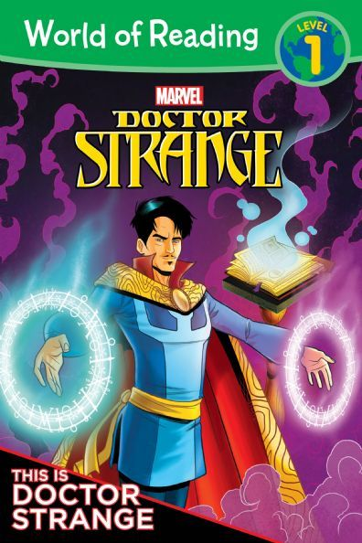 World of Reading: This IS Doctor Strange