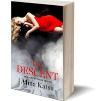 THE DESCENT (THE TAKER #3) by Alma Katsu – Review