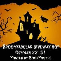 Spooktacular Giveaway Hop: Win a Horror Book!