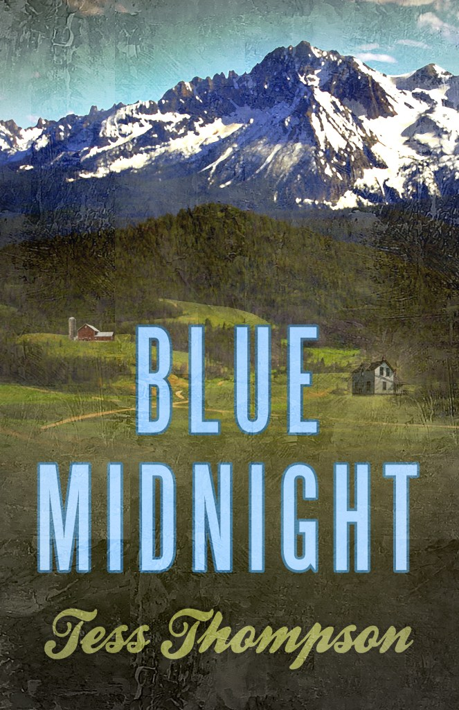 blue midnight tess thompson