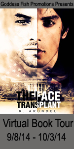 VBT The Face Transplant Tour Book Cover Banner copy