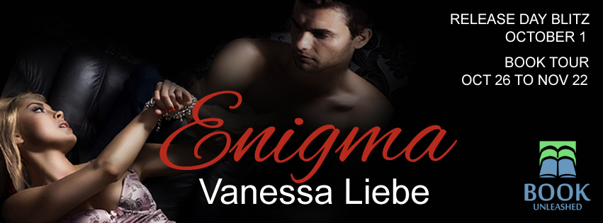 Enigma Tour Graphic