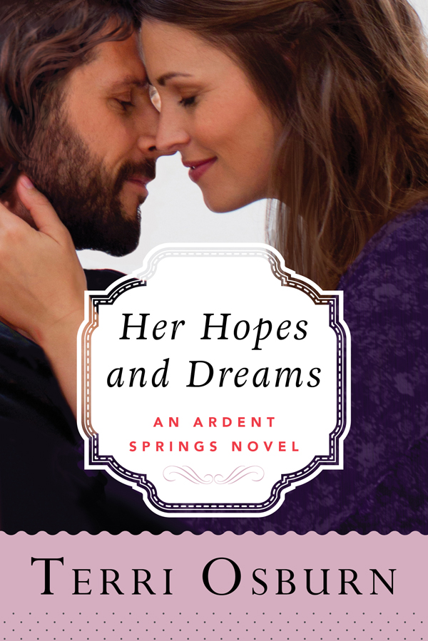 Terri Osburn - Her Hopes and Dreams Cover