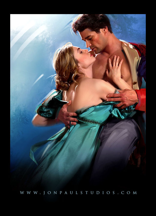 To ALL Romance Novel Cover Artists: Happy Valentine's Day! (1/6)