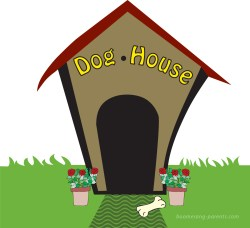 Small Of The Dog House