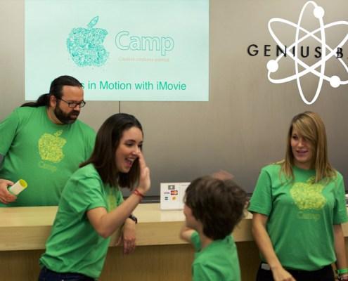 Apple-summer-camp