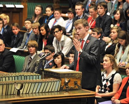 Debate-in-house-of-commons