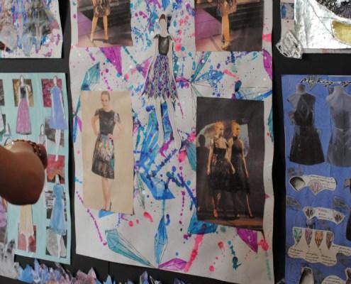 young-fashion-designer