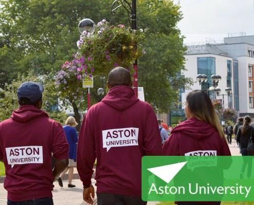 Aston University- Main block