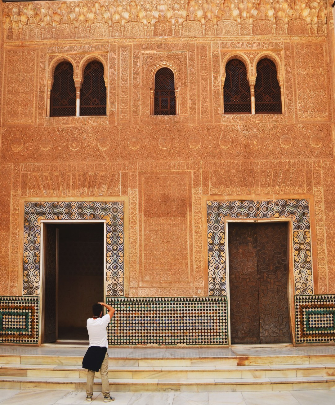 Matisse was inspired by the World Heritage Site Alhambra