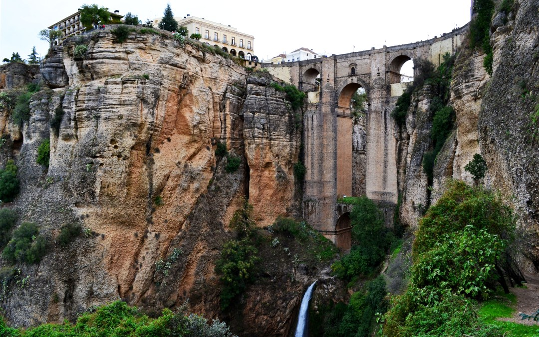 Building Bridges in Ronda Spain