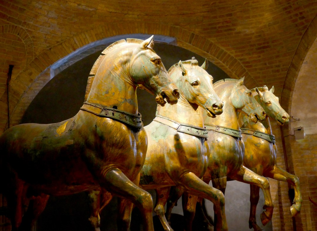 Horses of Saint Mark Triumphal Quadriga