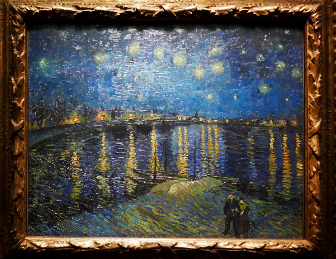 Paris sightseeing tour at Musee d'Orsay on boomervoice.ca