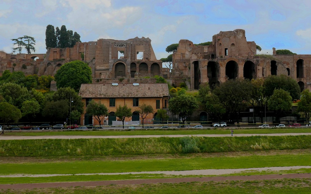 Rome: A Keyhole View of 3 Countries in one Magnificent UNESCO World Heritage Site