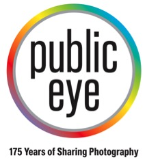 I am in the public eye at the New York Public Library