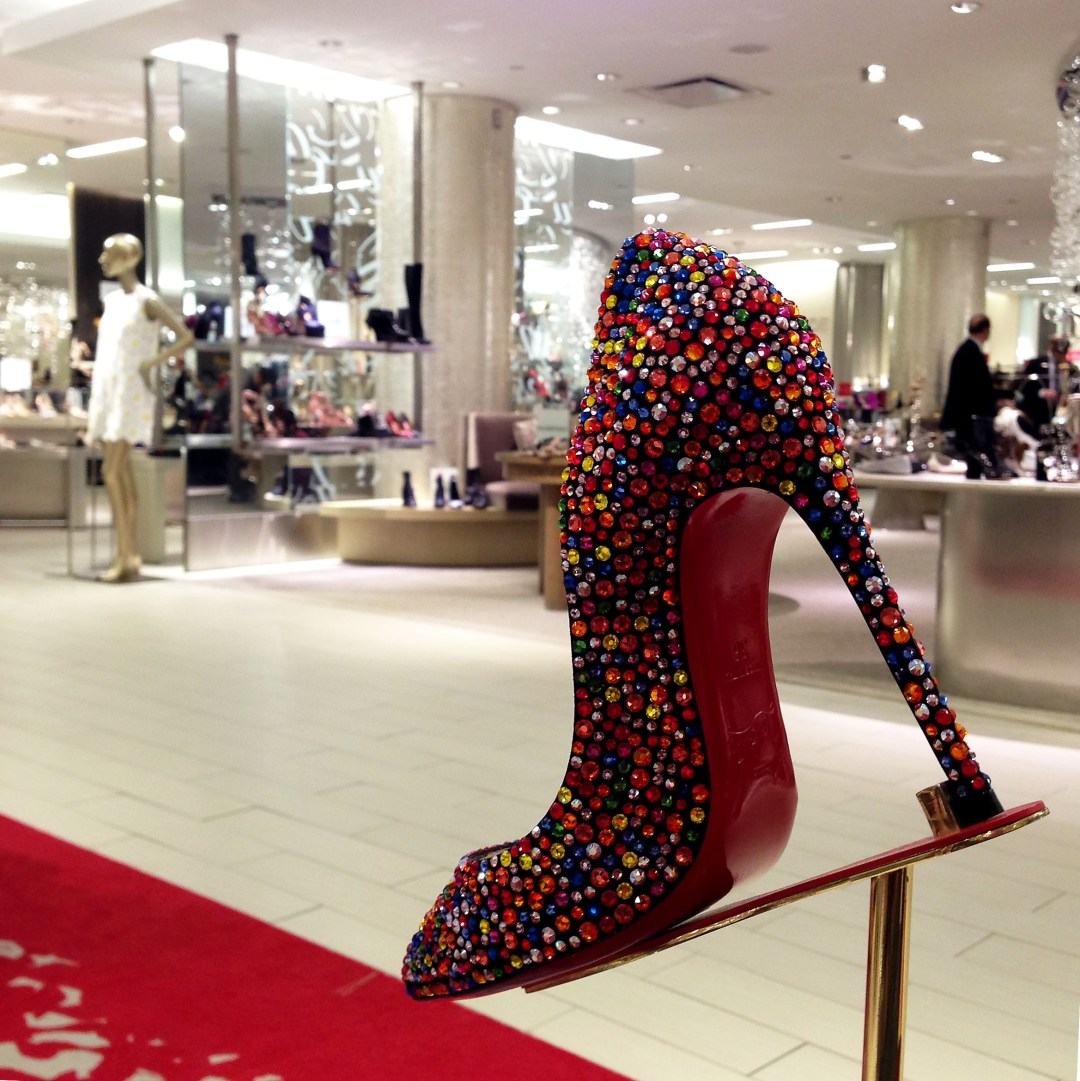 Shoe Department at Saks Fifth Avenue