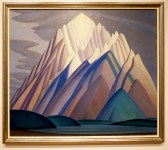 Lawren Harris Mountain Forms shatters Canadian art price at auction