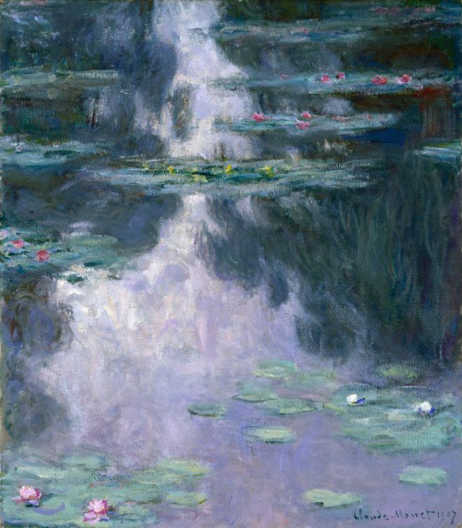Monet Water Lilies Nymphéas