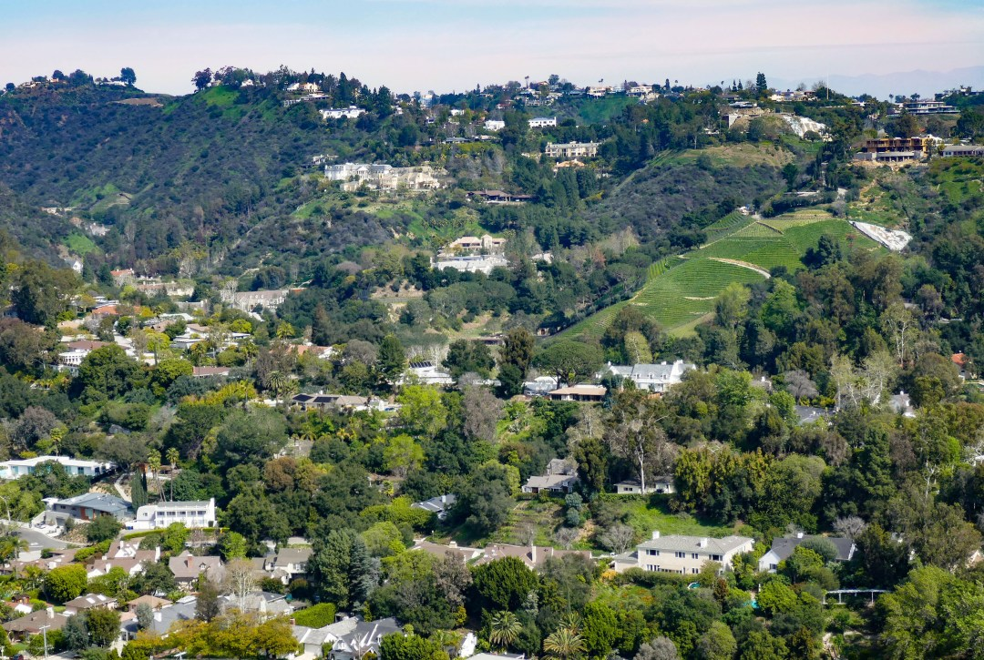 Getty Museum view of Moraga Estate winery for boomervoice
