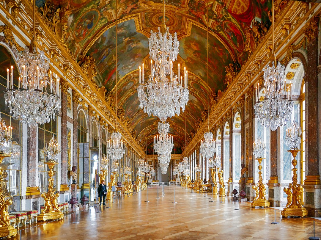 Why blog Hall of mirrors in the Palace of Versaille for boomervoice