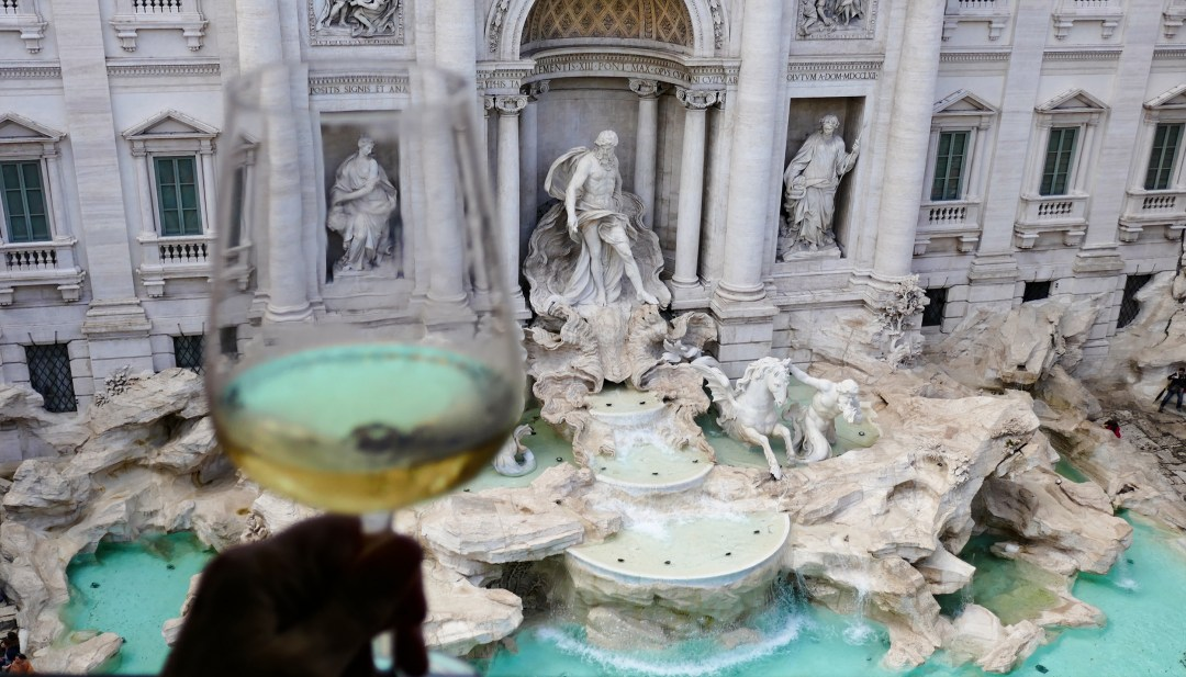 Why blog Trevi Fountain in Rome for boomervoice