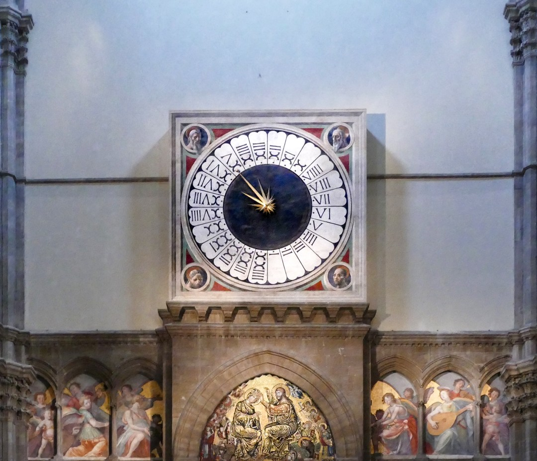 Why blog clock in Duomo for boomervoice