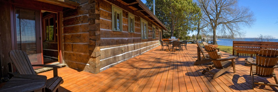 Cottage deck for boomervoice