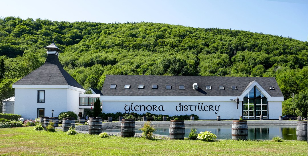 Glenora Distillery for boomervoice