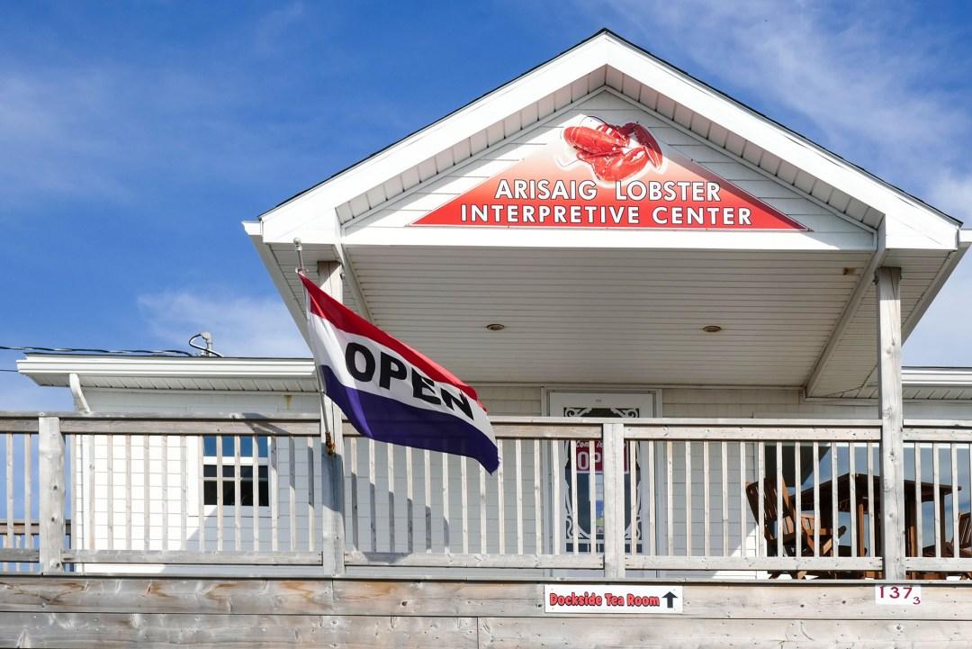 Arisaig Lobster Interpretive Center