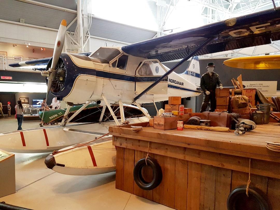 Beaver Norcanair DeHavilland DH C-2 for boomervoice