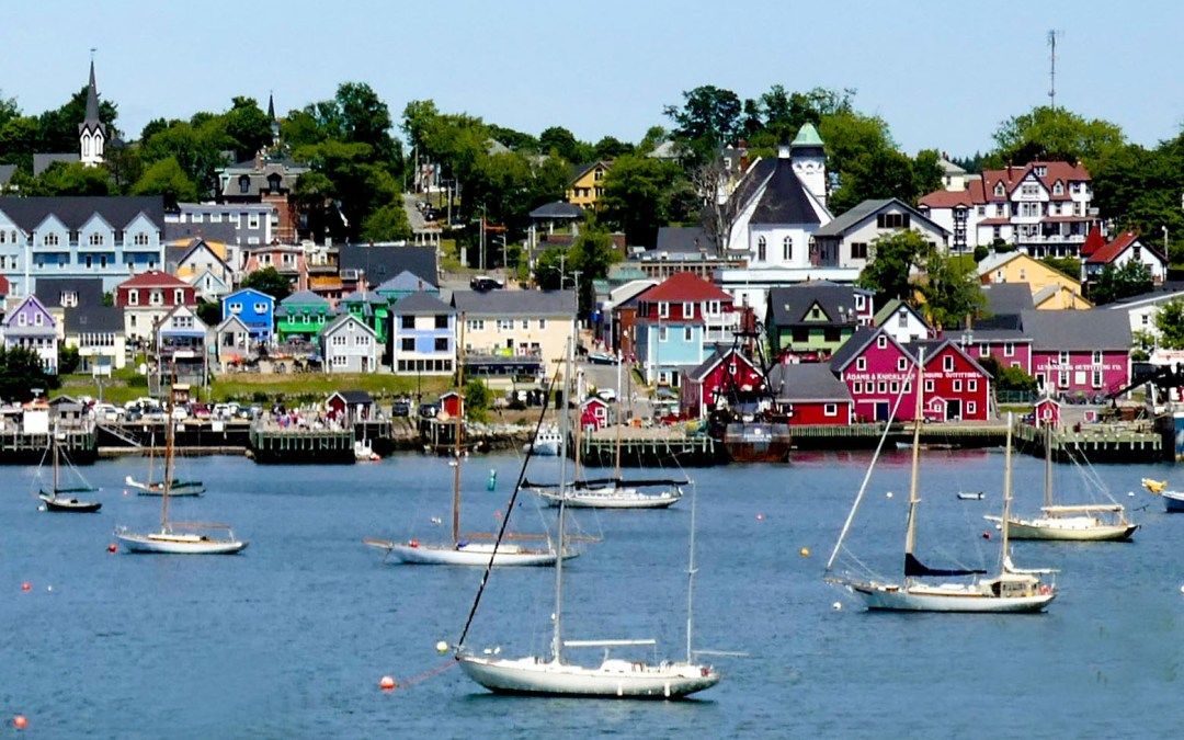 Come to Lunenburg for a fun trip in a UNESCO World Heritage Site