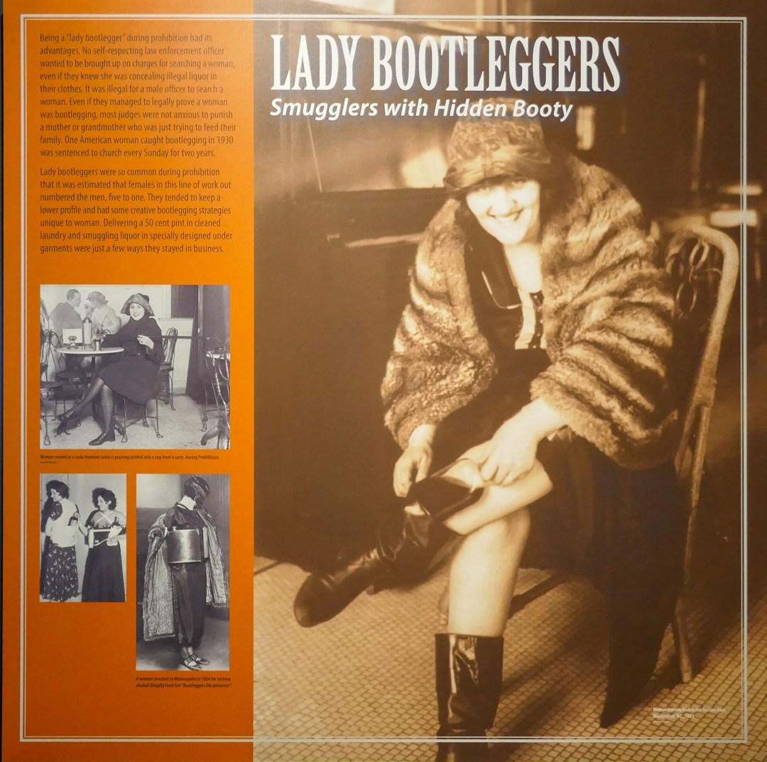 Lady Bootleggers for boomervoice