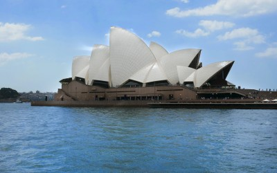 Sydney Opera House boomervoice