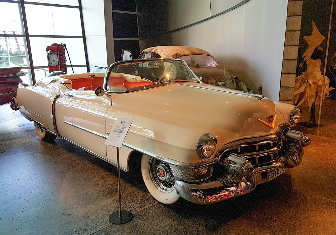 Cadillac convertible 1953 at WOW Classic Cars for boomervoice