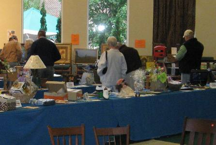 The Silent Auction holds our best treasures
