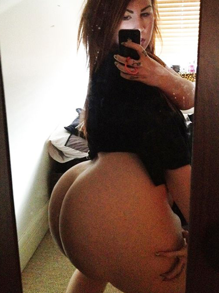 thick pawg booty selfie naked