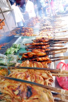 Tasty Cambodian barbecue