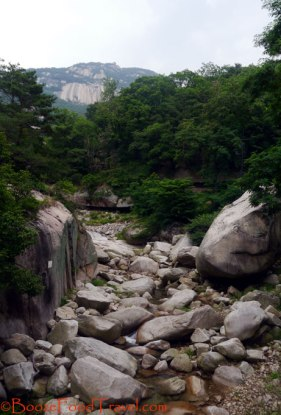 bukhansan-stream