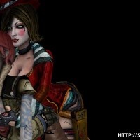 Lilith and Moxxi try girl to girl fun