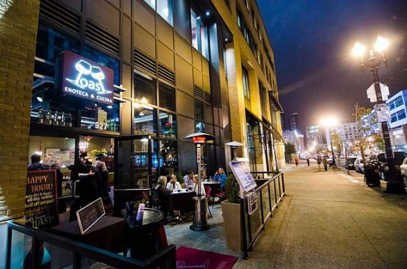 street view of Toast Enoteca & Cucina