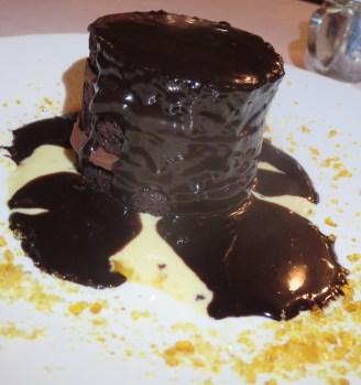 Valrhona Chocolate layer Cake