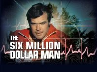 Six million dollar man DVD video image