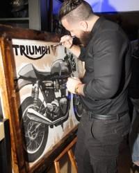 Tampa Triumph 2016 Model Launch