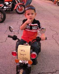 Biff Burger Bike Night 7-27-16