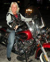 Kickin Wingz Bike Night 04-05-16